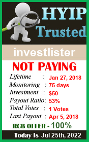 hyip-trusted.net - hyip invest lister limited